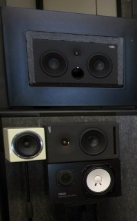 monitors arrangement